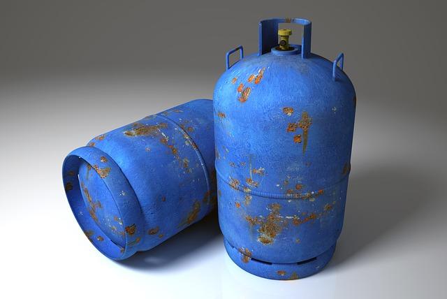 Verschillende soorten technische gassen…