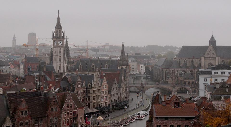 De leukste hotels van Gent ontdekken